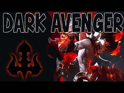 how to make dark avenger in dragon nest
