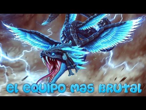 Smite   kukulkan arena   El equipo mas brutal   gameplay español