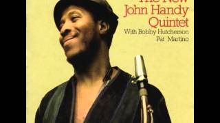 The New John Handy Quintet - (Naima) In Memory Of John Coltrane