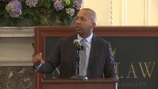 The Forum: Professor of Clinical Law Bryan Stevenson on Just Mercy