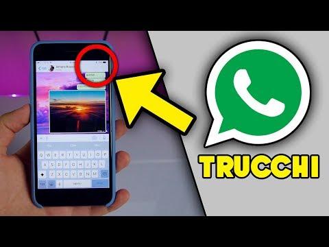Trucchi INCREDIBILI Per Whatsapp Che Dovresti Conoscere!