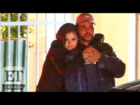 New Couple Alert: TheWeeknd And Selena Gomez Spotted Kissing