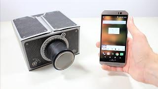 Transformer son smartphone en Vidéoprojecteur