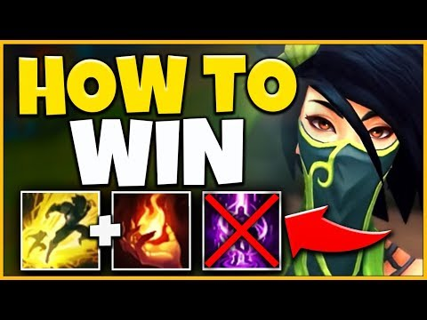 HOW TO WIN EVERY GAME WITH SEASON 9 AKALI! ULTIMATE AKALI GUIDE!!! - League of Legends