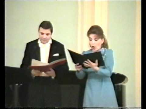Vladimír Koval, Koval sings duet from LOHENGRIN