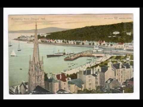 Vintage Postcards Western Isles And Beyond