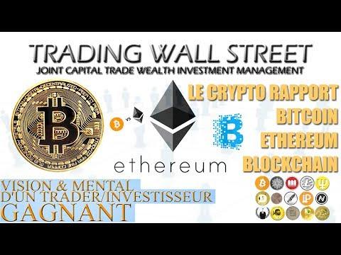 """Bitcoin-Ethereum-Blockchain """"Le Crypto rapport du 10 au 15 Juillet 2017"""""""