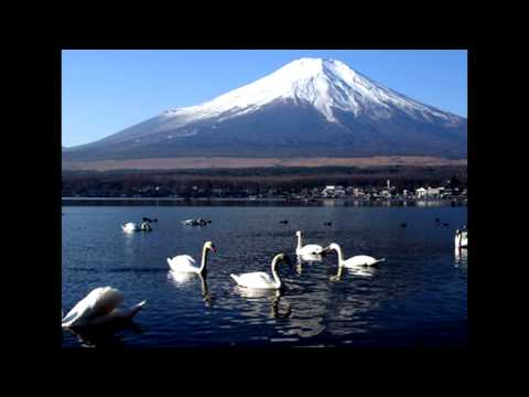 """""""Mount Fuji""""  (Pictures of Mount Fuji and Soundtrack by Jambodhi )"""