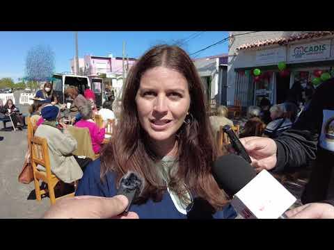 Reabrió sus puertas el Centro de Día en Juan Lacaze