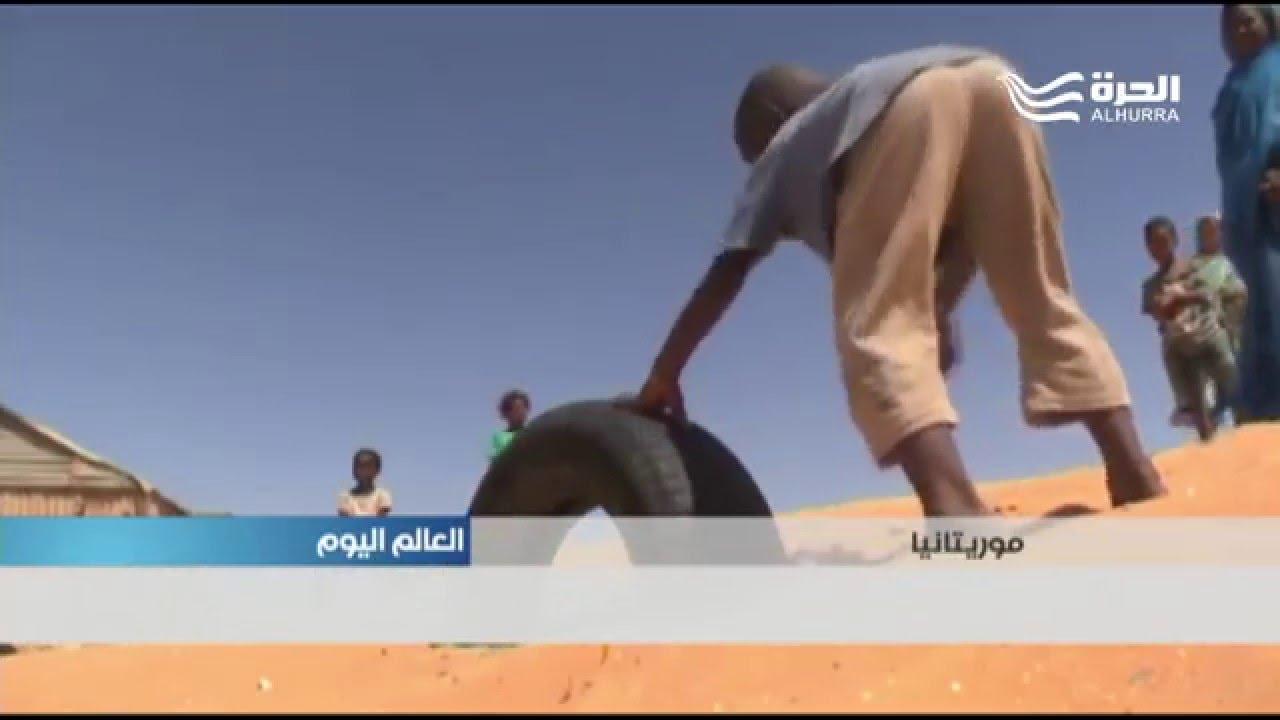 حسن كامرا.. ناشط موريتاني يحصن أولاد العبيد السابقين من التطرف بالرياضة