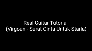 Real Guitar Android (Virgoun - Surat Cinta Untuk Starla)