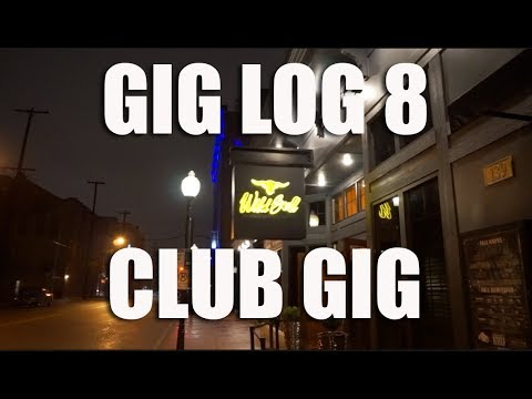 DJ Gig Log 8 | The Wild Bull | Club Gig
