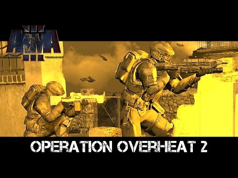 Operation Overheat 2 - ArmA 3 Halo ODST Gameplay