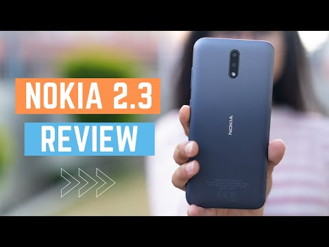 Nokia 2.3 Review!