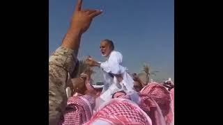 ألوان الوطن| بالفيديو| سعودي يفاجئ الجميع ويعفو عن قاتل ولده قبل القصاص منه