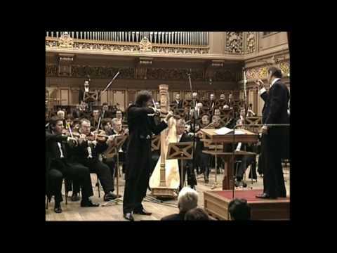 Bruch: Scottish Fantasy in Bucharest, p1 - soloist Liviu Prunaru