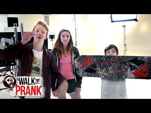 Hoverboard | Walk the Prank | Disney XD