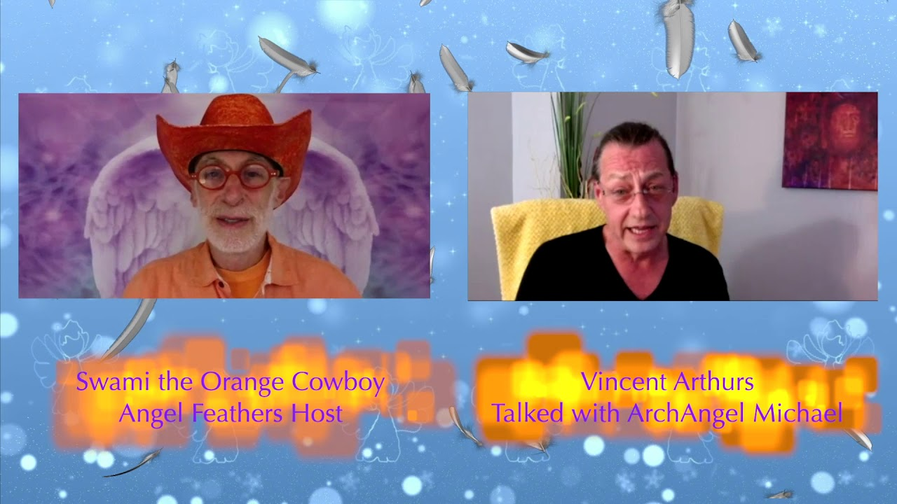Angel Feathers TV Show #5 Guest Vincent Arthurs