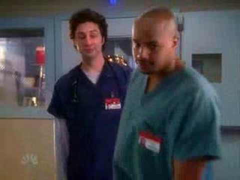 Scrubs My Musical, everything comes down to poo
