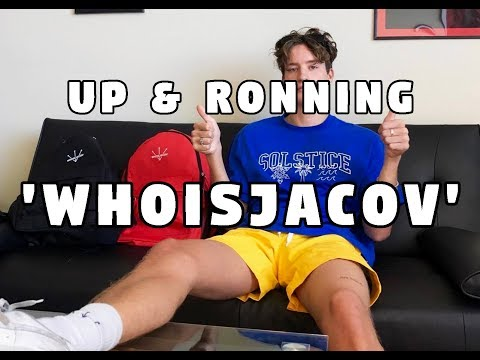 Up & Ronning - The Jacob Wallace Interview (WHOISJACOV)