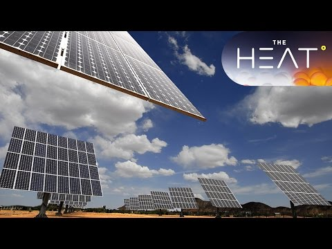 The Heat— Solar Energy and Developing Countries 05/18/2016