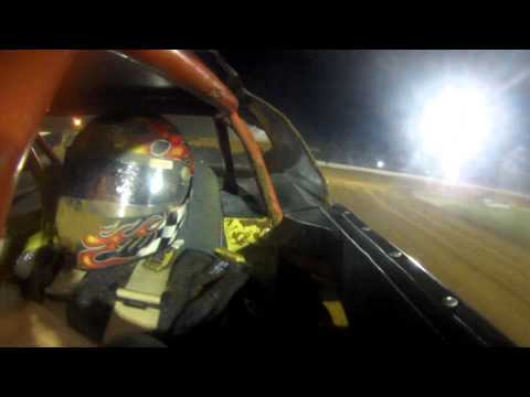 Putnam County Speedway 6-14-15 Feature (LLM) On-Car(75) Driver Door Rear View