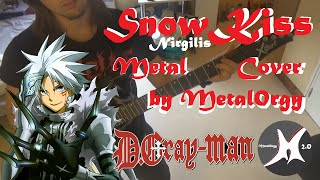 Snow Kiss  [Nirgilis]  Metal cover by Metal0rgy