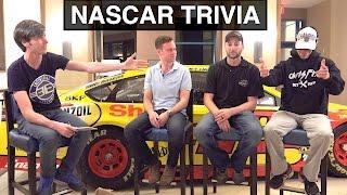 NASCAR Trivia - ChrisFix vs SubaruWRXFan vs Busted Knuckle Films