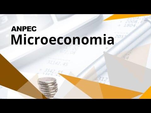 REVISÃO MICROECONOMIA ANPEC