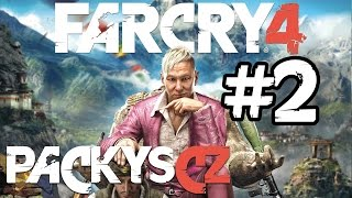 Far Cry 4 ►2◄ Let's Play / GamePlay [CZ / SK] (60FPS)