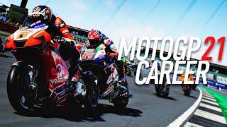 OUR HOME GP!! | MotoGP 21 Career Mode Gameplay Part 32 (MotoGP 2021 Game PS5 / PC)