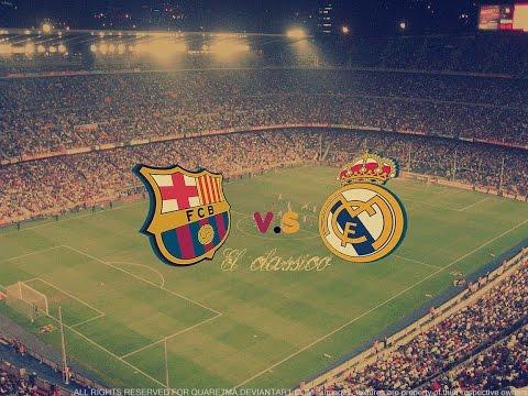 Real Madrid Vs Barcelona - Livestream   El Clasico   Match Live   WATCH NOW !!!