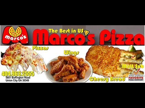 Marco's Pizza :The World Largers And Best Pizza