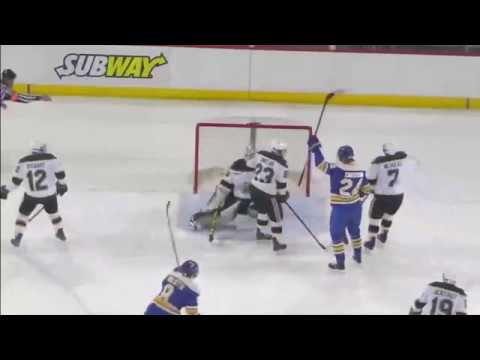 LSSU Sinks UAA 3-2 In Overtime