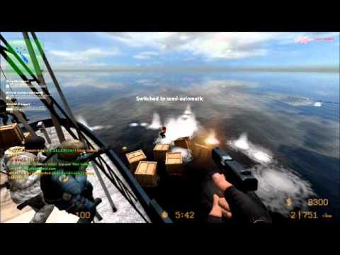 Counter-Strike: Source Zombie Escape ze_voodoo_islands_v8_2