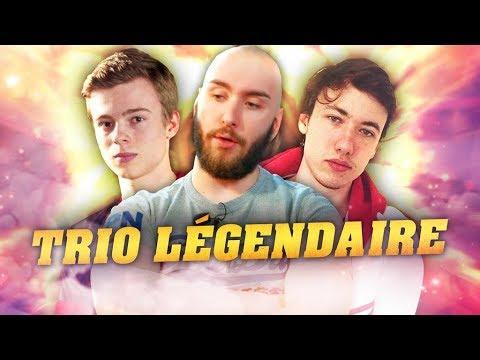 Vidéo d'Alderiate : BEST OF ALDERIATE #26 LE TRIO LÉGENDAIRE