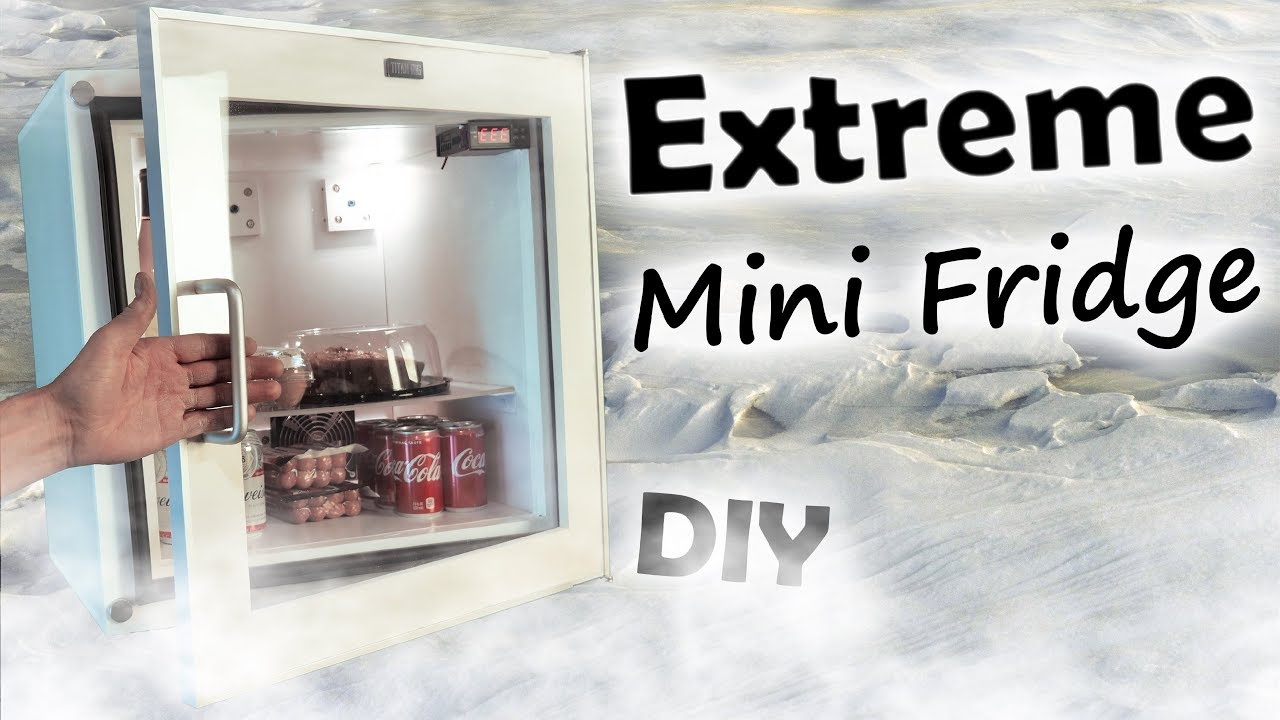 BUILD YOUR OWN REFRIGERATOR! - SOLID STATE TEC