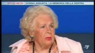 Otto E Mezzo - Donna Assunta, La Memoria Della Destra