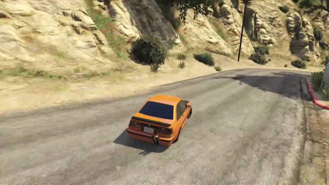 Slidey Cars GTA Cheat - GTA Central