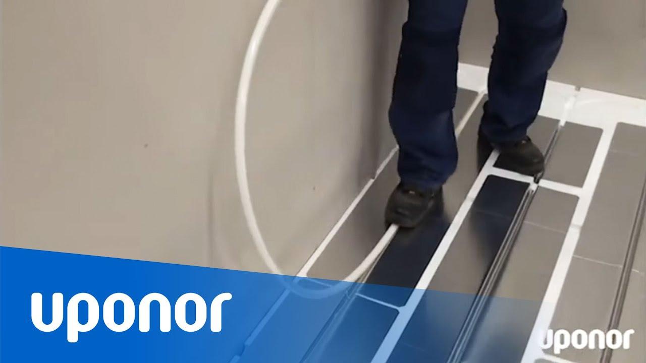 gulvvarme ovenpå beton