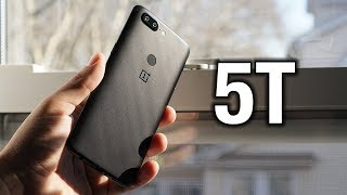 OnePlus 5T Review  Get this one!