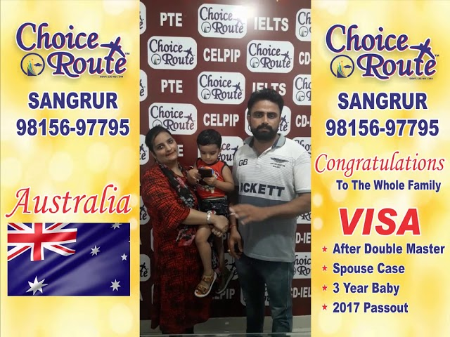 Choice Route is the Best Visa Consultant