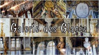 Poésie. Galerie des glaces de Aliénor Samuel-Hervé.
