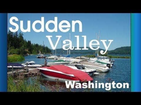 Sudden Valley Bellingham Washington On Lake Whatcom East Of Downtown Bellingham WA