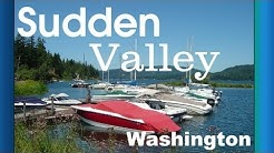 Sudden Valley Bellingham Washington On Lake Whatcom East Of Bellingham