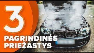 Automobilių gudrybės, paprasti triukai, kurie sutaupys laiko ir pinigų