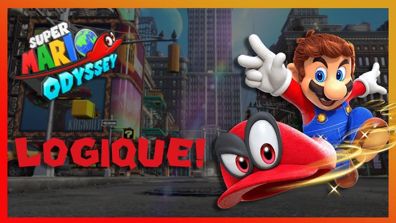 Mario Odyssey Monde