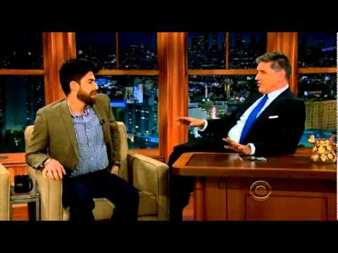 Adam Goldberg on Craig Ferguson 09.12.13 Full