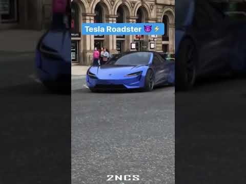 Tesla Roadster 😈