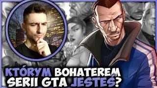 Którym bohaterem serii GTA jesteś? - QUIZY O GTA!